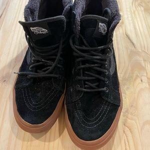 Vans High Top Tennis Shoes